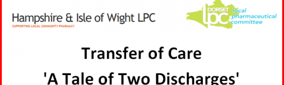 Transfer of Care – A tale of two discharges