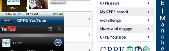 CPPE – The App that challenges you